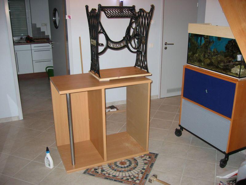 Build Kitchen Island Ikea Cabinets ~ So stand er dann mal 3 Wochen herum, bis das Becken endlichfertig war